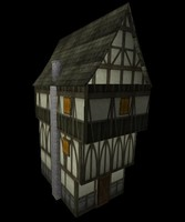 Medieval Town Building