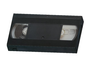 free vhs tape 3d model