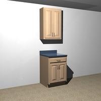 kitchen cabinet - 24 dxf