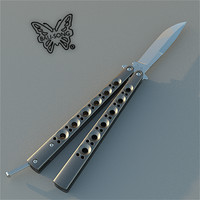 Balisong Butterfly Knife