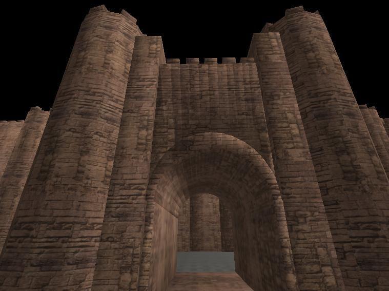 medieval castle 3ds