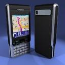 Nokia 3230 3D models