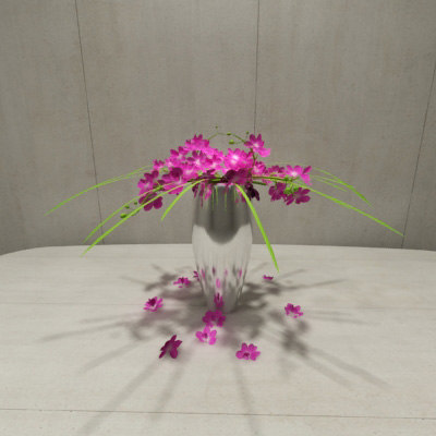 maya contemporary flower