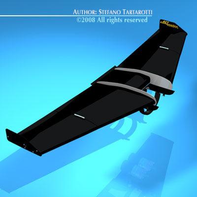 jetman jet wing man 3d 3ds
