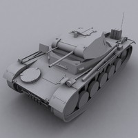 3ds max panzer 2