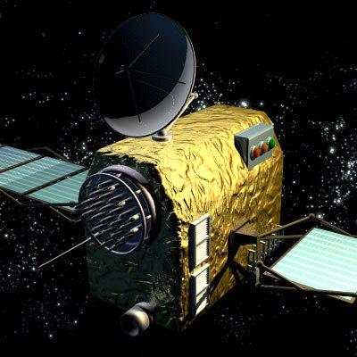 3ds max satellite