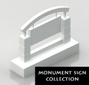 Monument Sign Collection 1