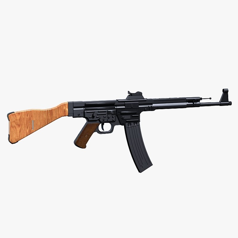 ww2 german stg 44 3d model