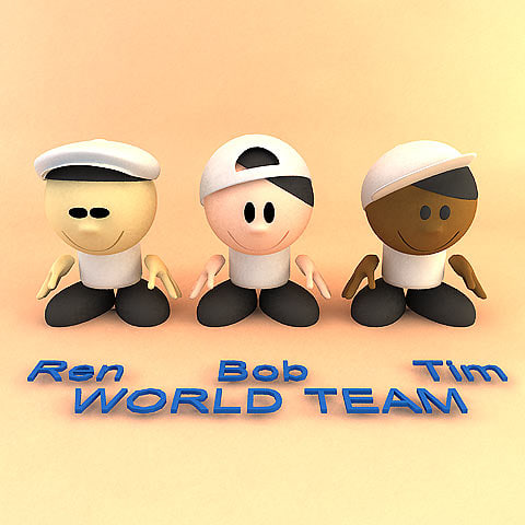 toys world nation mans 3d model
