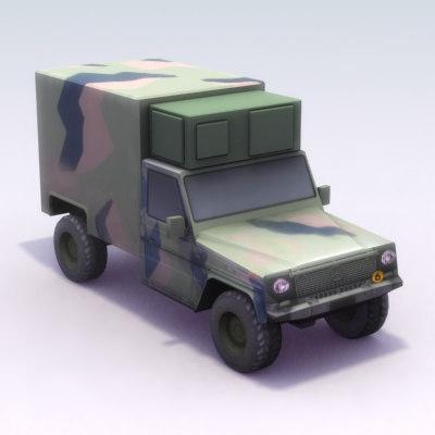 3dsmax ctoc mercedes benz g-class