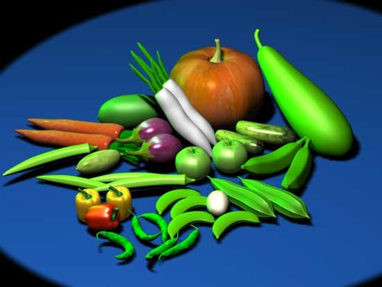 max vegetable
