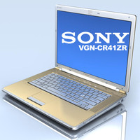 Notebook.SONY Vaio VGN-CR41ZR.MF