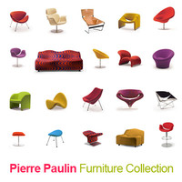 Pierre Paulin Collection
