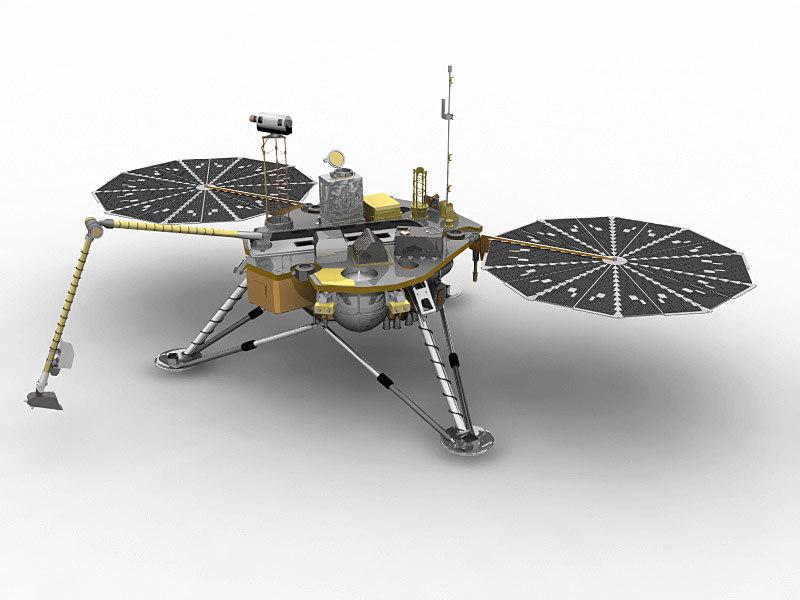 lightwave mars phoenix lander