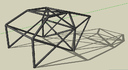 rollcage 3D models