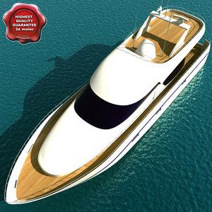 yacht ricochet 2400 max