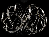 Terzani Hook ceiling lamp