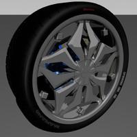 Wheel Lexani Firestar