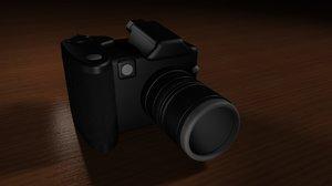 c4d fujifilm camera