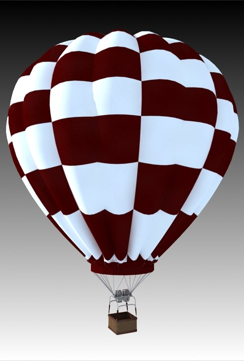 hot air balloon 3ds