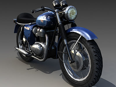 max classic motorcycle