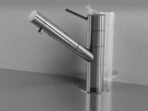 3d tap whit rubinetto