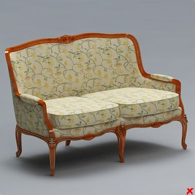 Smax Sofa Old Fashioned