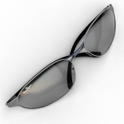 sun glasses 3d 3ds