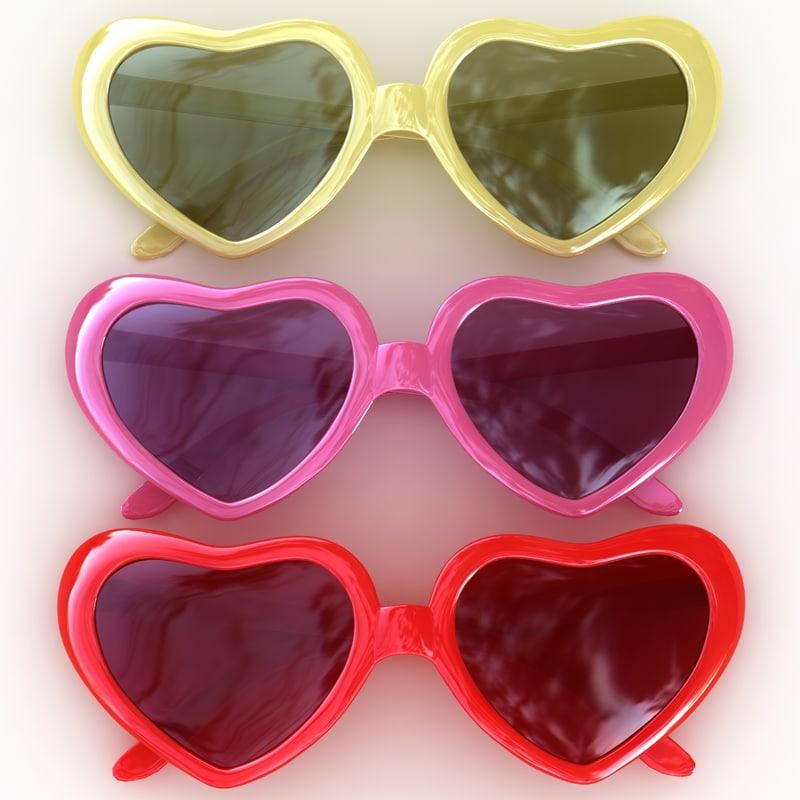 c4d sun glasses