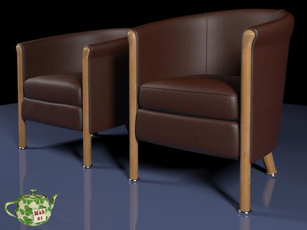3d 2009 sofa design model