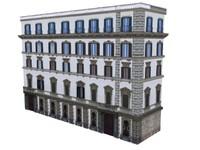 Quaint Europe House Building
