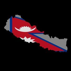 3d model of nepal
