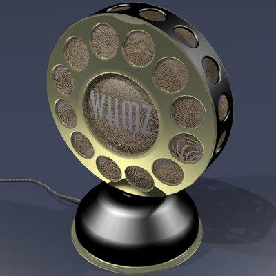 3ds microphone radio broadcasting