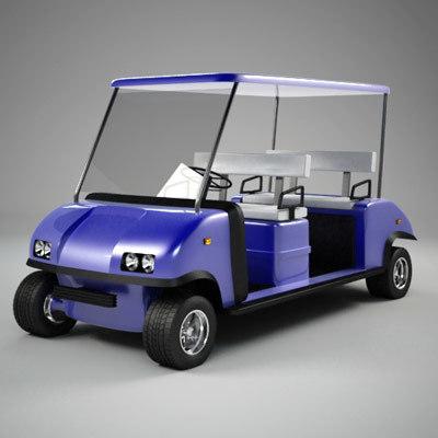 electric car 3d 3ds