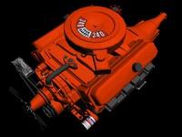 Crysler V8 340