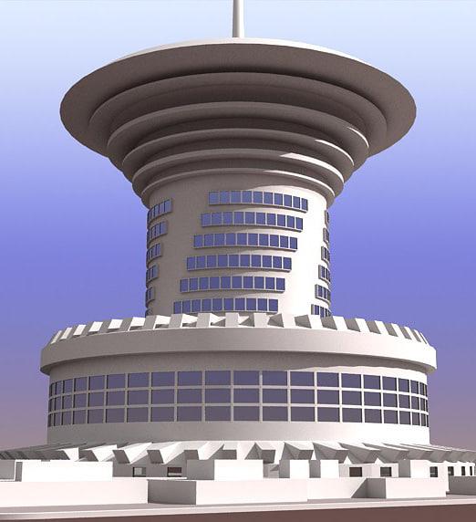 future building 04 3d 3ds