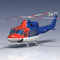 412 helicopter max