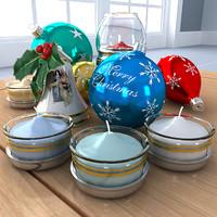 max christmas set