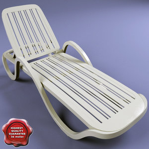 deck-chair v3 3ds