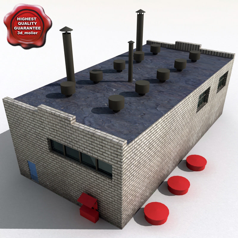 3d model factory v5