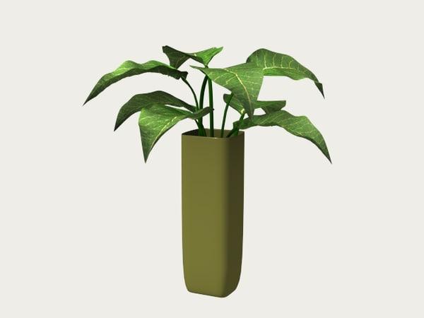 flowerpot dxf