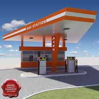 lightwave gas station v22