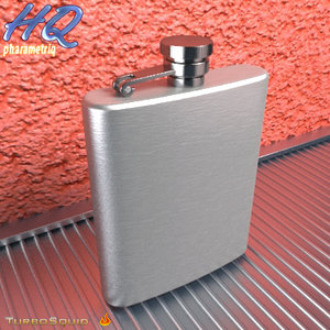 hip flask 00 max