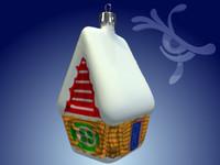 Christmas tree Toy Home 01