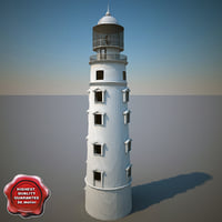 3d model lighthouse v2