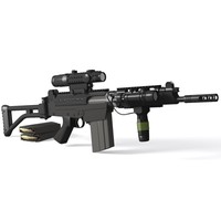 SA58 OSW FAL Carbine