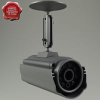 3ds max security camera v1