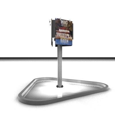 3d billboard