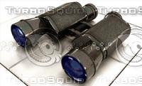 3d model binoculars