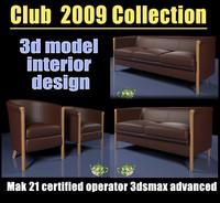 3d club 2009 model